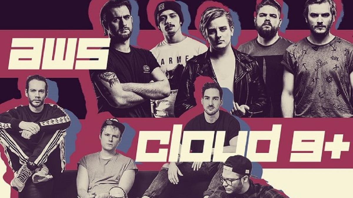 AWS / Cloud9+, vendég: Phrenia, afterparty: JumoDaddy