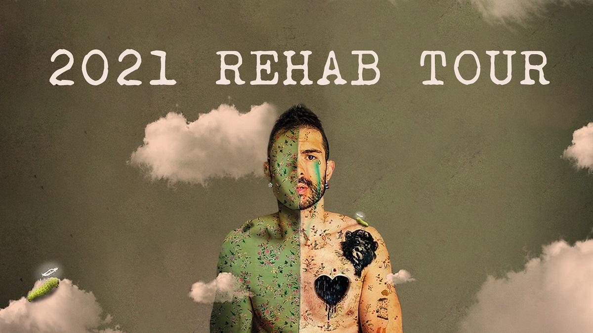 ByeAlex és a Slepp - Rehab Tour