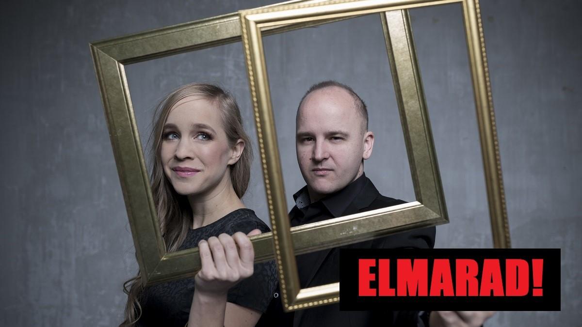 !ELMARAD! - Harcsa Veronika és Gyémánt Bálint koncert - IH Café