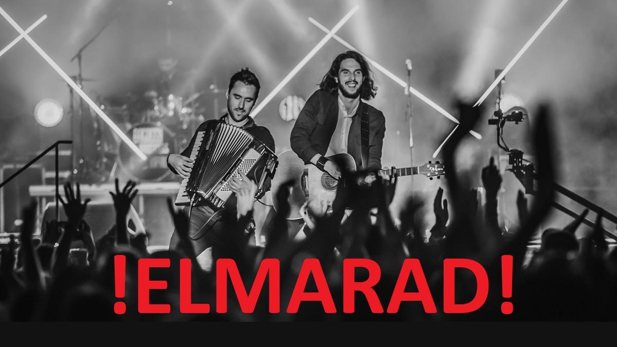 !ELMARAD! - Bagossy Brothers Company koncert!