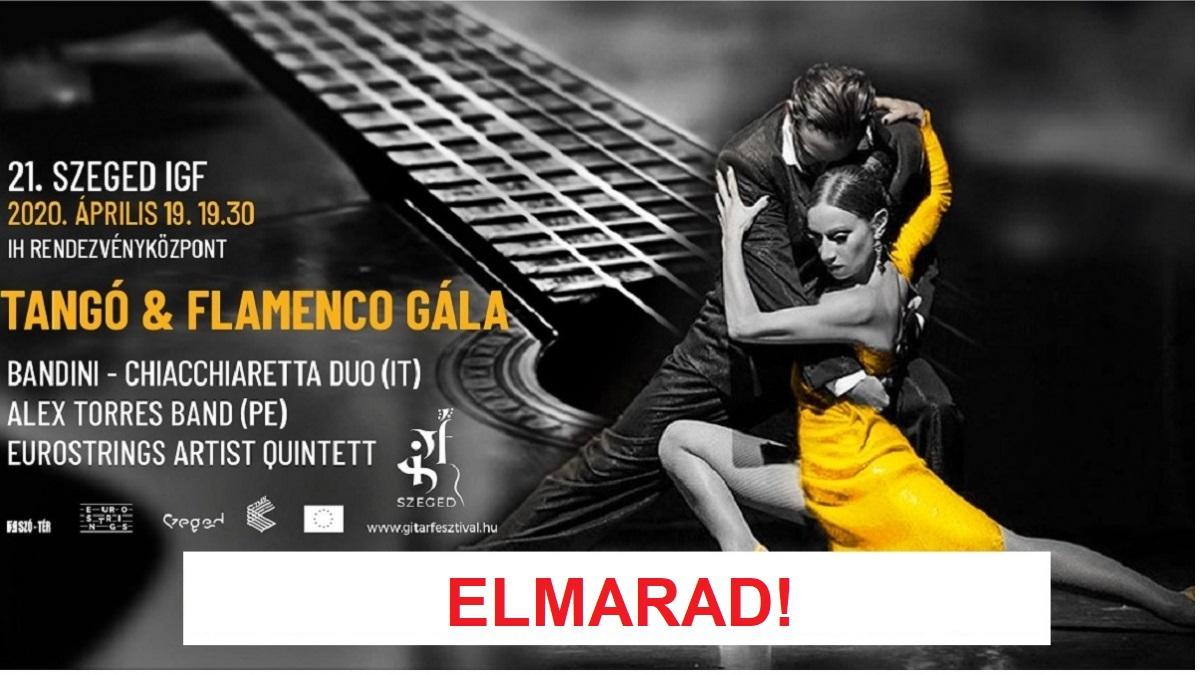 !ELMARAD! -Tango & Flamenco Gála / 21. Szeged IGF