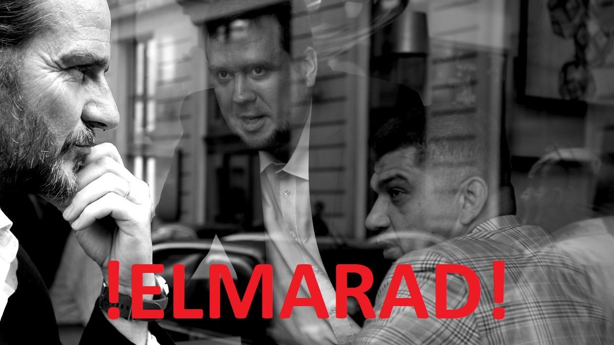 !ELMARAD! - Zabolátlan lovaim - Kollár Klemencz László, Farkas Róbert és Dargay Marcell lírai dalestje