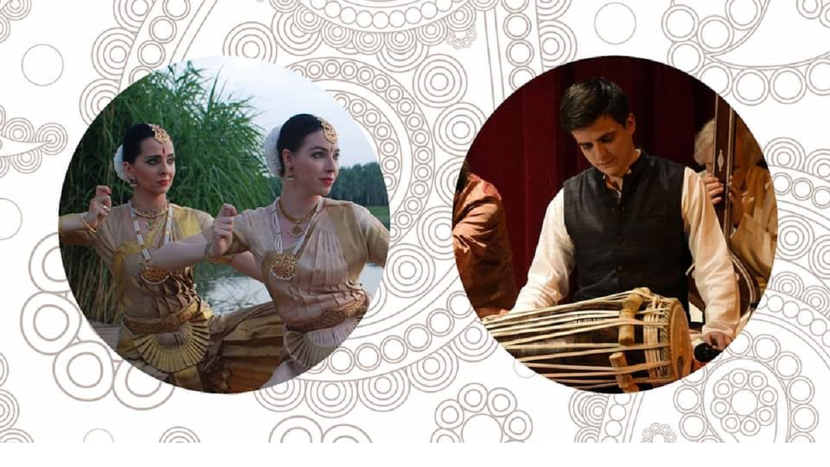 Észak és Dél-India találkozása - az Anjali Duó és Virágh Balázs művészeti estje