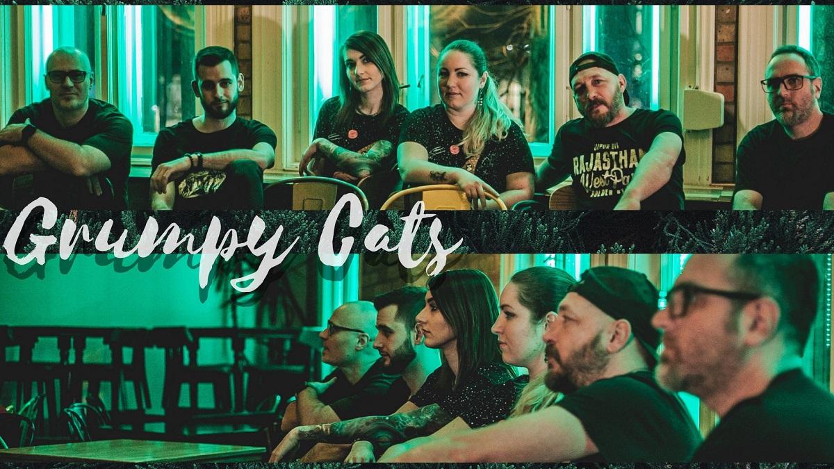 Grumpy Cats koncert -IH Café
