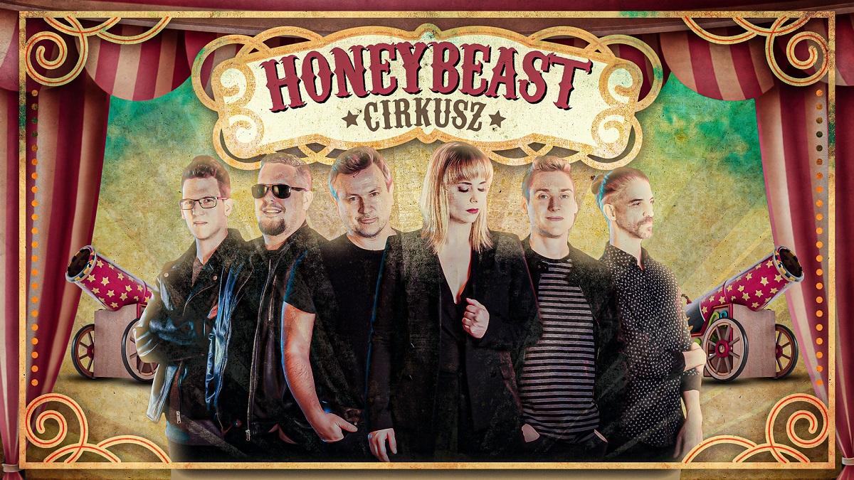 Honeybeast Cirkusz turné