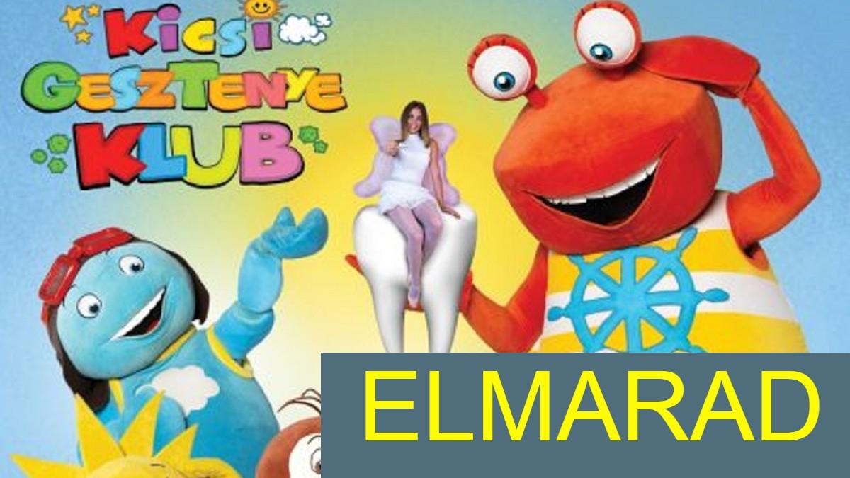 """Kicsi Gesztenye Klub - """"Olly és a Fogorvos"""" - !ELMARAD!"""