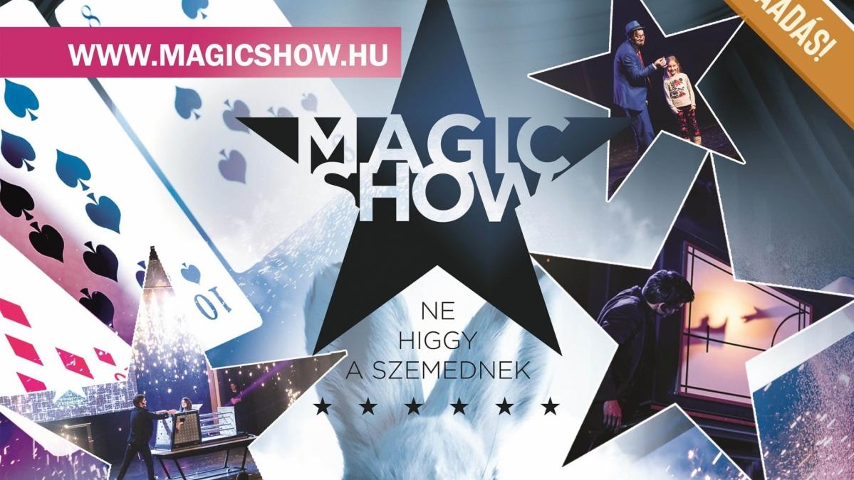 Magic Show - Ne higgy a szemednek...RÁADÁS