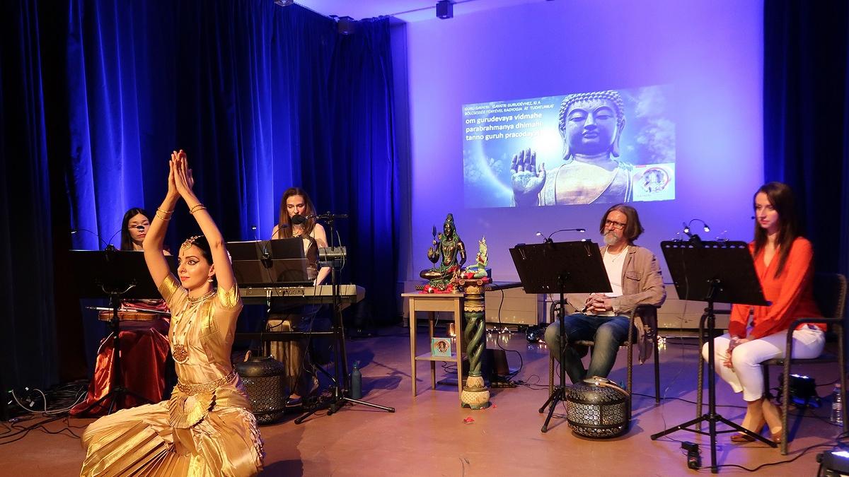 MantraSOUND meditációs koncert versekkel, tánccal - Szeged terem