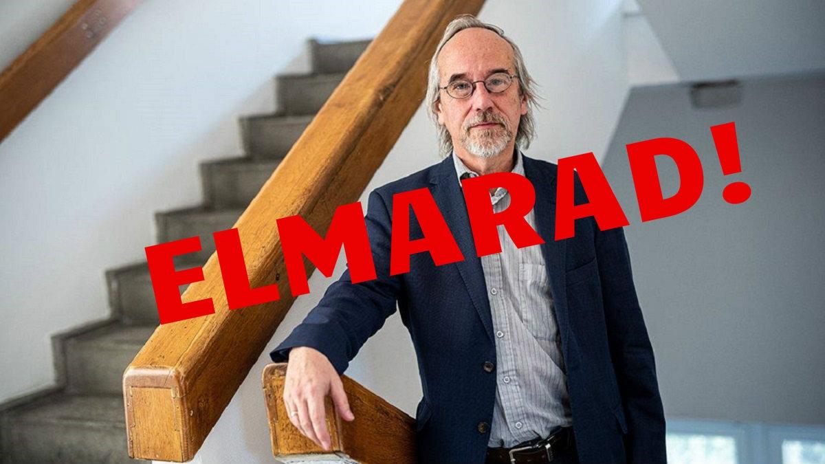 !ELMARAD! - Prof. dr. Szathmáry Eörs: Tanulás és evolúció