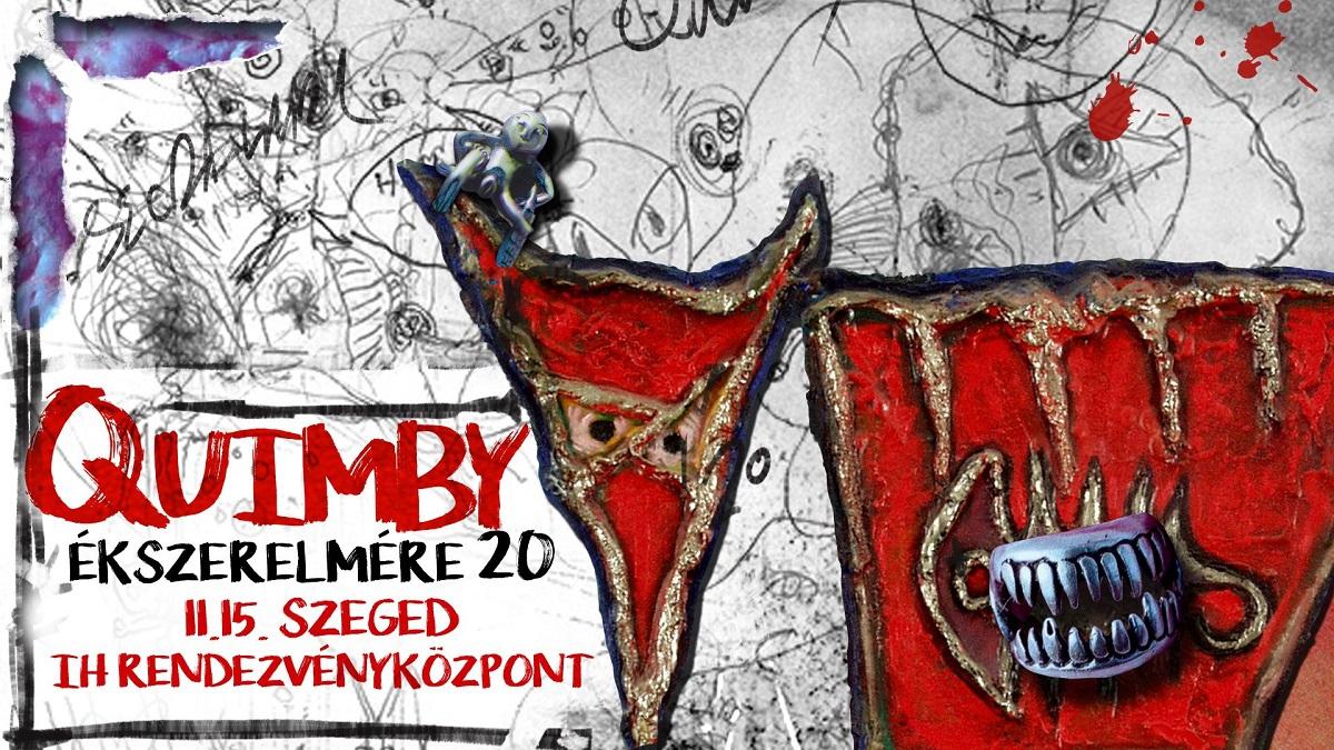 Quimby - Ékszerelmére 20 / Szeged