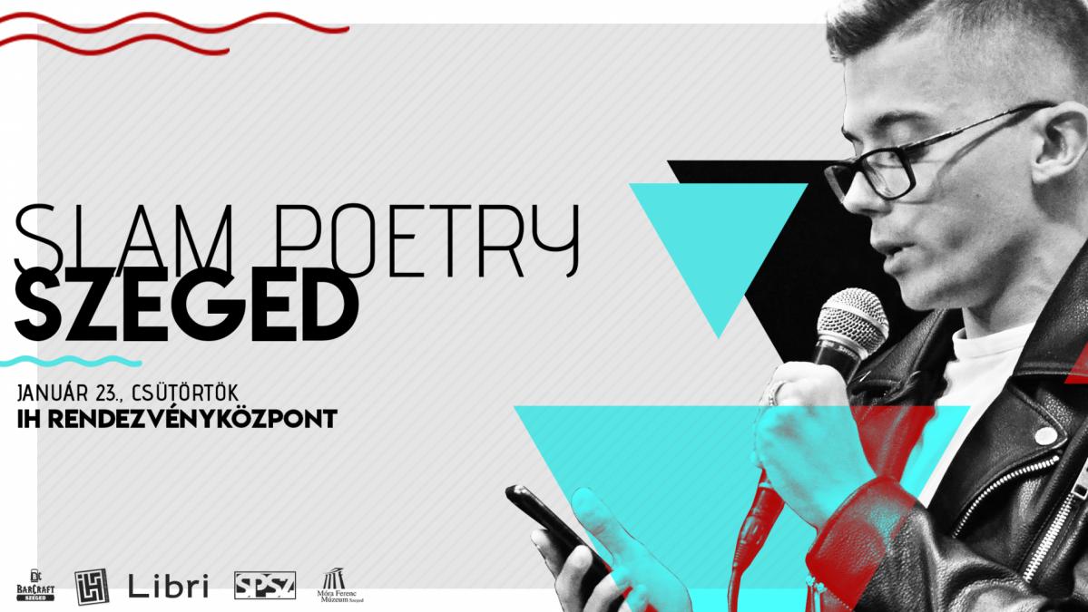 Slam Poetry Szeged Januári Klub