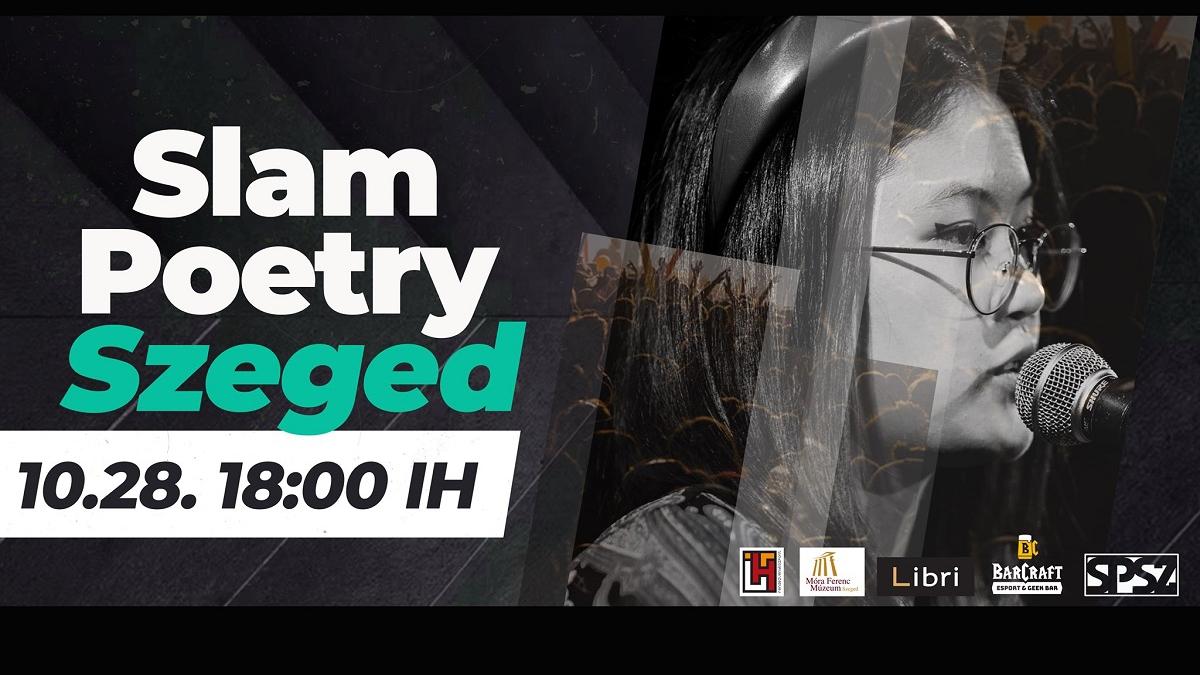 Slam Poetry Szeged Októberi Klub