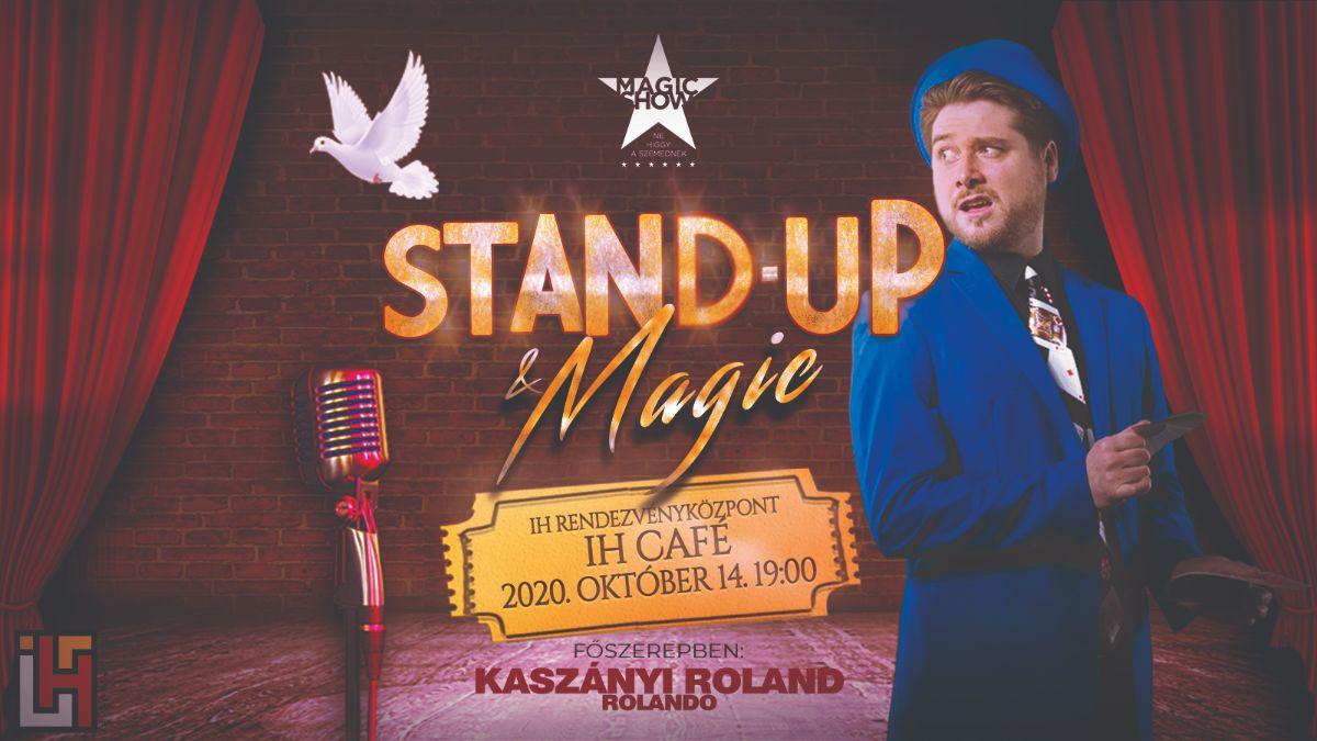 Stand-Up & Magic