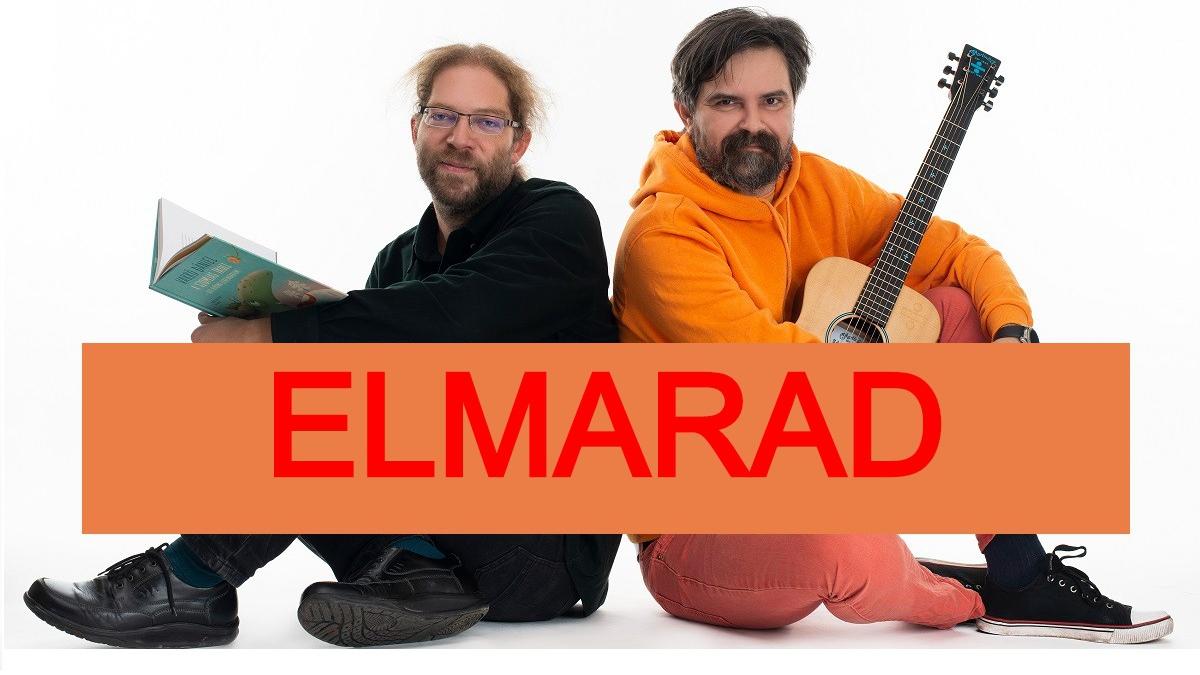 Varró Dániel zenés irodalmi estje Molnár Györggyel - !ELMARAD!