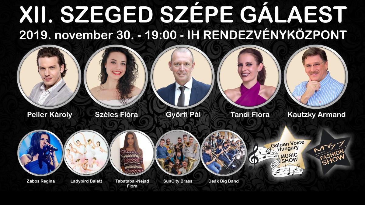 XII. Szeged Szépe Gálaest