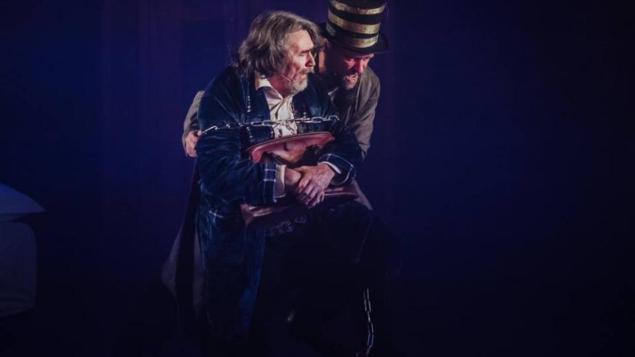 Magyarock Dalszínház: Isten pénze